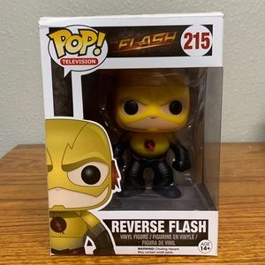Reverse Flash (TV Series) Funko POP